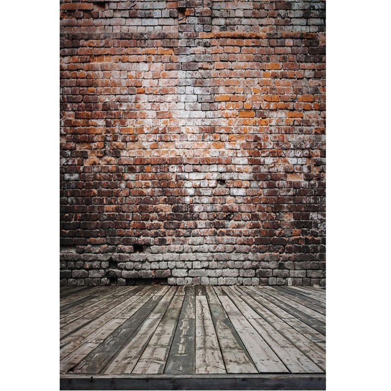 5x7ft Brick Wall Board Flood Theme Photography Background For Studio Photo Props vinyl Photographic Backdrops cloth 1.5mx 2.1m best price 3x5ft lightweight cloth studio props backdrops baby children theme vinyl photo outdoor backgrounds 1 5 x 0 9m