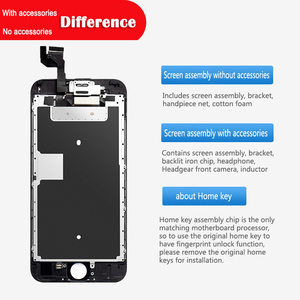 Image 5 - NOHON LCD Display For iPhone 6 6S 7 8 Plus X XS XR Screen Replacement HD 3D Touch Digitizer Assembly AAAA Mobile Phone LCDs Hot