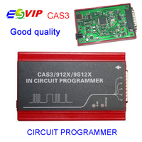 DHL Free CAS3 912X 9S12X In Circuit Programmer CAS 3 Programmer Odometer Correction Tool