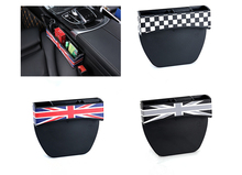 For MINI Cooper F60 Countryman F54 Clubman R56 R55 R50 R53 R60 F56 F55 Car Seat Storage Box For BMW MINI Cooper One Accessories