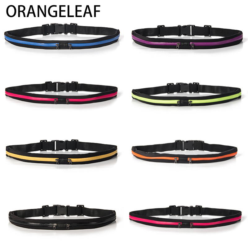 Funny Pack For Women And Man Waist Bag For Travel Portable Packet Anti-theft Pack Belt Bag