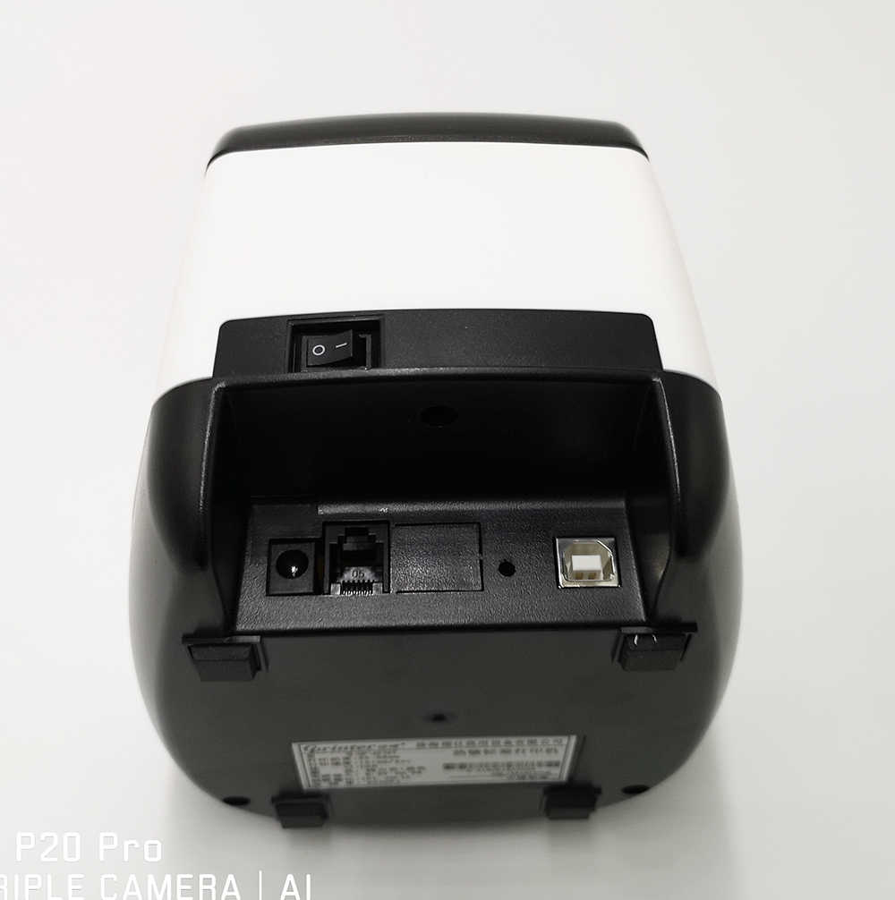 Impresora de etiquetas GPrinter 2270 T impresora de código de barras de 2 pulgadas impresora térmica de etiquetas de código de barras de 20mm a 60mm para PC