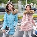 TX1519 Barato al por mayor 2017 nueva Otoño Invierno moda casual chaqueta caliente de las mujeres vendedoras Calientes mujer bisic abrigos