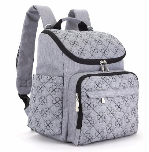 Baby Bag Fashion Nappy Bags Large Diaper Bag Backpack Baby Organizer Maternity Bags For Mother Handbag Baby Nappy Backpack 2017 new baby diaper bag for mom fashion mother maternity bag nappy bags sets mummy baby bag 3 colors