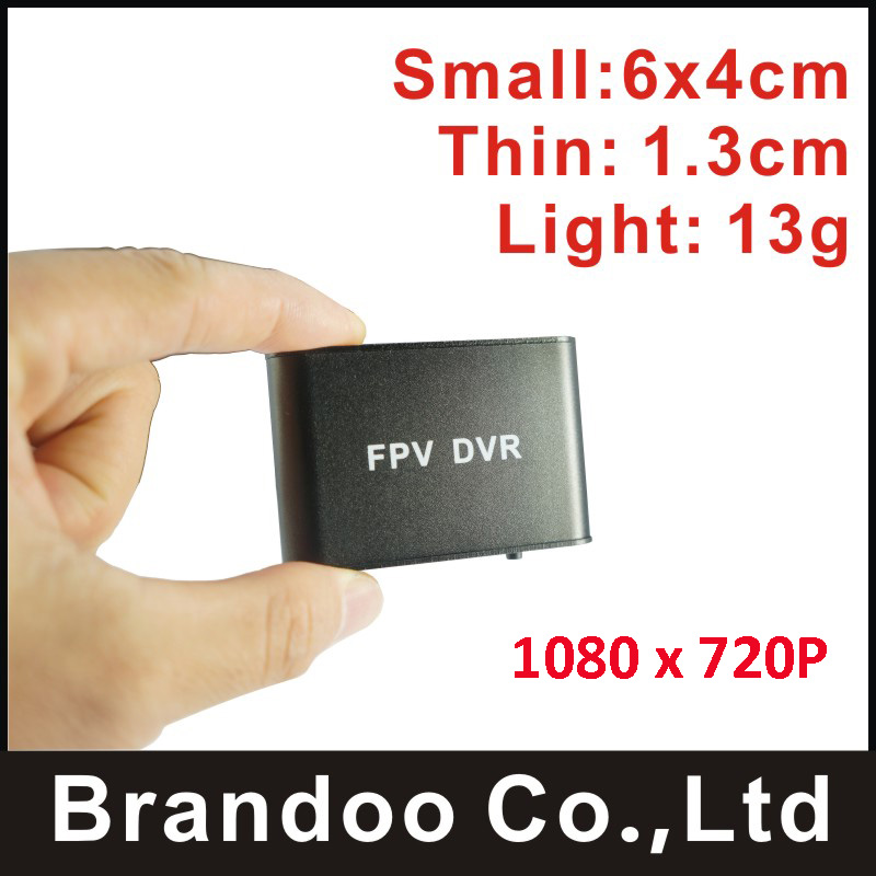 1CH SD FPV DVR. mini size and super light, support HD analog camera for recording in 32GB micro sd card hot sale mini sd dvr board works with 1 camera auto recording 64gb sd card language oem