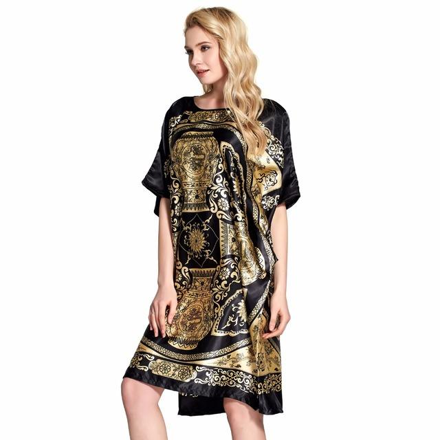 Summer Floral Robe Sleepwear