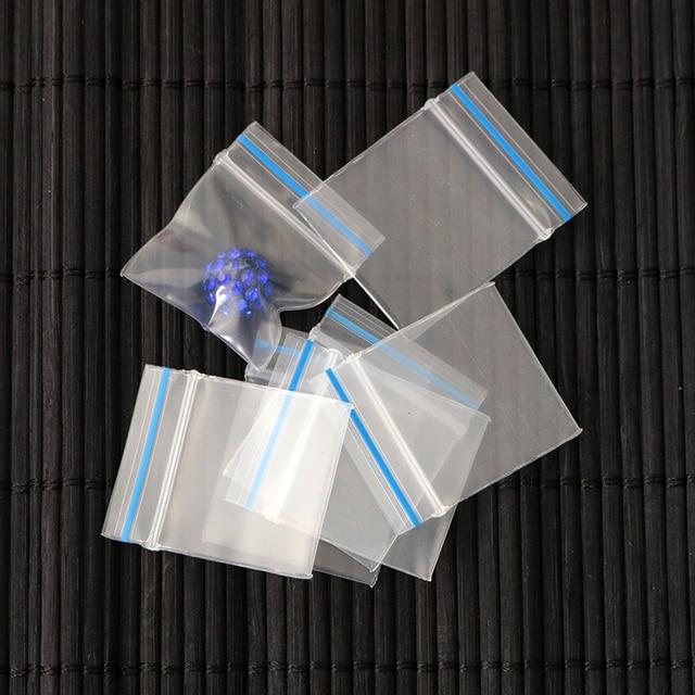 plastic zakjes met rits