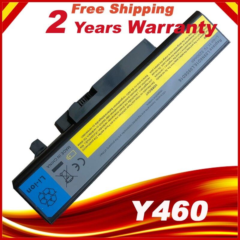 5200mAh laptop battery For Lenovo B560 B560A L09N6D16 L09S6D16 V560 V560A 121000916 121000917 121000918 57Y6440 цена