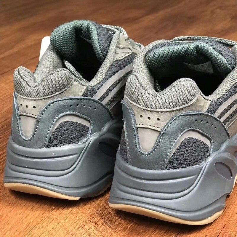 2019 Hommes chaussures de course chaussures de sport Marque Athletic Jogging En Plein Air chaussures de marche Amoureux Rétro Plat Avec chaussures de gymnastique grande taille - 6