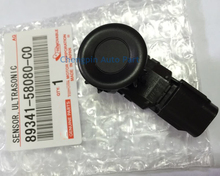 Auto Parts Original Parking Sensor OEM# 89341-58080-C0 89341-58080 PDC Ultrasonic Sensor For Toyota Coupe For Wholesale&Retail