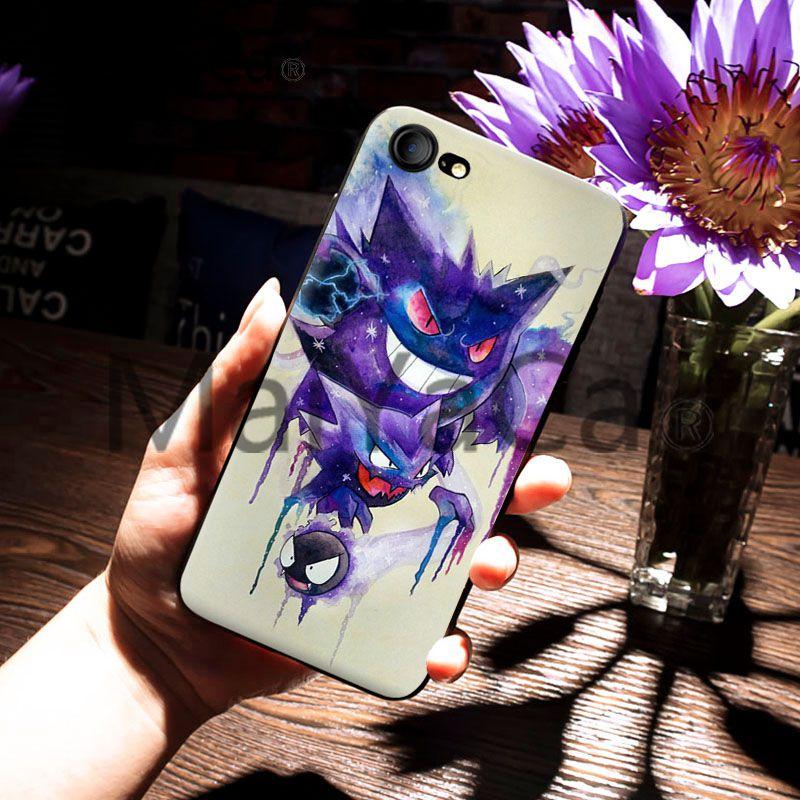 Case Cartoon Gengar Sinister Nebula