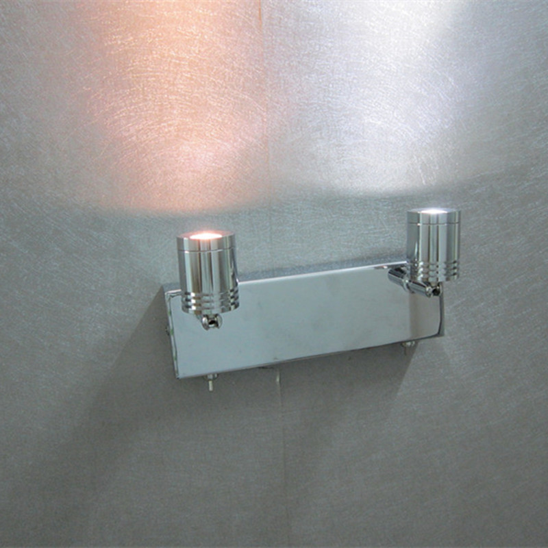 Hard wired LED Lights for home 2pcs 3Watt LED Spots Working ...