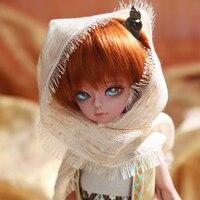 Soom Hilado sedoso escorpión bjd SD muñecas 1/6 cuerpo modelo renacido muchachas muchachos ojos alta calidad juguetes tienda de maquillaje resina ojos libres