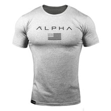 New Brand Clothing Gyms Tight t-shirt