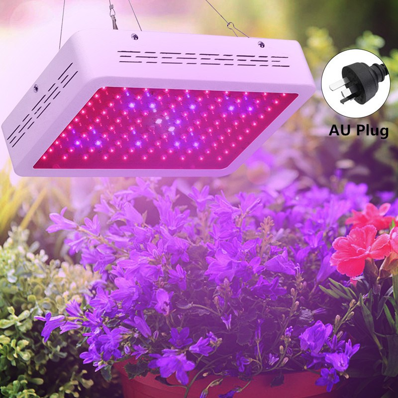 все цены на Smuxi 300W LED Full Spectrum Grow Light Veg Flower Hydroponics Indoor Plant Lamp Panel For Medical Plants онлайн