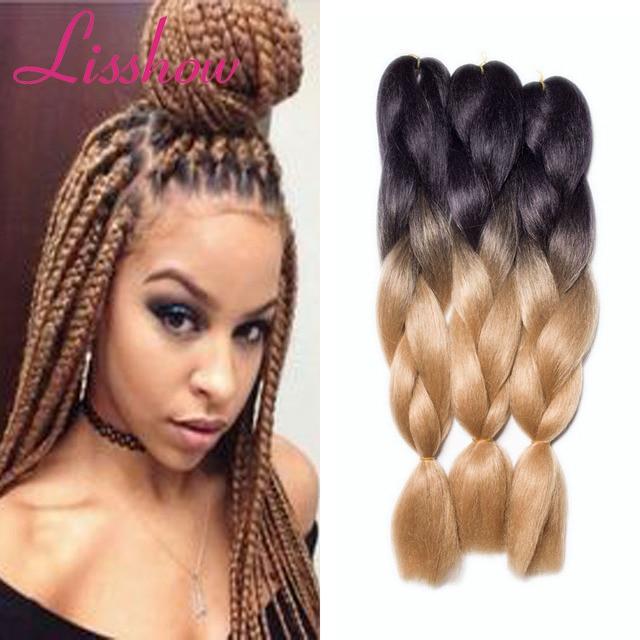 Xpression Braiding Hair Senegalese Twists