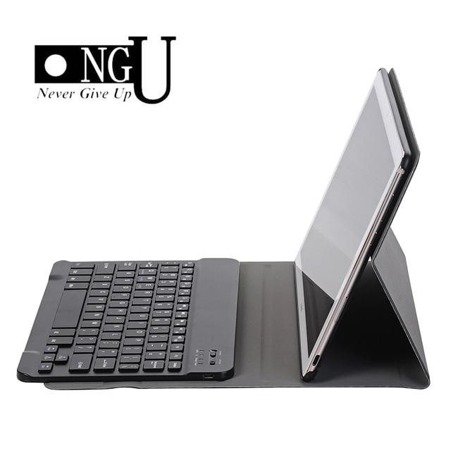 Lüks Klavye Kılıf Huawei MediaPad M5 10 10.8 deri kılıf Standı Bluetooth klavye tablet kılıfı için Huawei M5 Pro 10.8