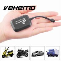 Vehemo 오토바이 GPRS GSM GPS 추적기 미니 로케이터 4 밴드 추적 장치 자동차 자동 차량 추적
