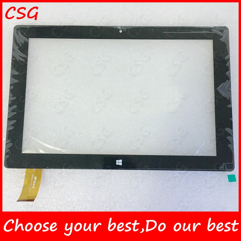 New 10.1 Tablet Campacitive Touch Screen for DEXP Ursus KX110i KX110 Touch Panel Digitizer Glass Sensor new touch screen for 7 inch dexp ursus 7e tablet touch panel digitizer sensor replacement free shipping