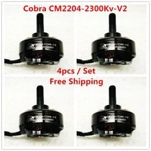 Cobra Motor CM2204 2300 V2 Super Combo Pack 4pcs per set Brushless Motor for Mini font