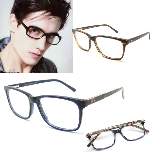 cd6b42d8acf Newest trend top quality myopia glasses men rectangle fancy eyeglass frames  fashion oculus de grau B041246
