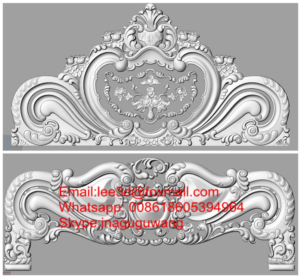 3d Stl Relief Models Rose Bed Furniture For Cnc Engraving Machine In Wood  Routers From Tools On Aliexpress.com | Alibaba Group