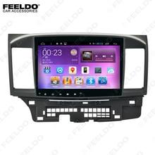 """10.2 """"Cable Quad Android 4.4 GPS Del Coche reproductor estéreo para Mitsubishi Lancer EX navegador navi radio navi unidad central 1024*600 + Regalo al azar"""