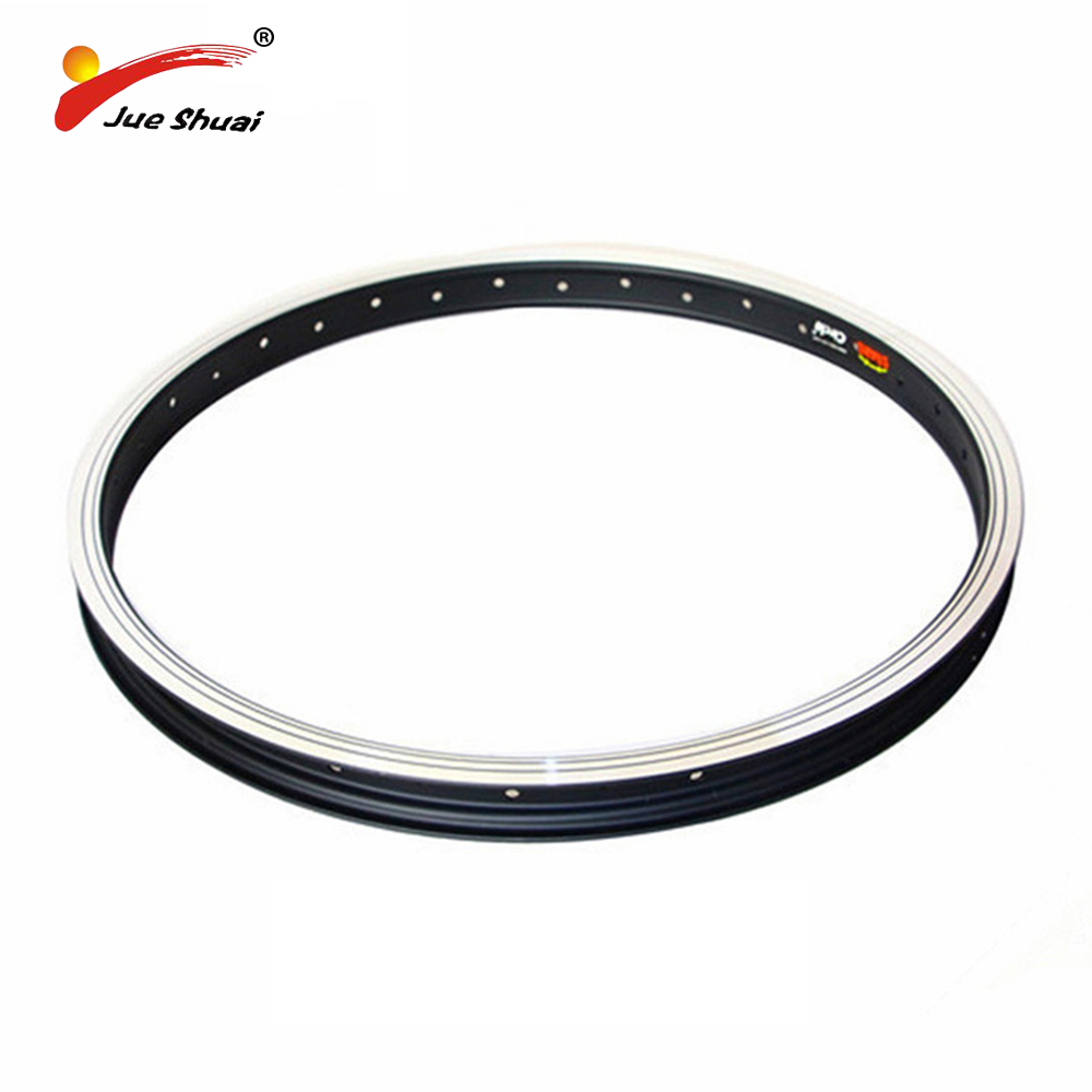 DIY16 20 24 26 700C aluminum alloy powerful electric bike wheel rim with 36H spokes Road Bicycles motor bicycle engine kit 1set front and rear 700c road bike wheel bicycle magnesium alloy three spokes parts integrated wheel fixed gear single speed