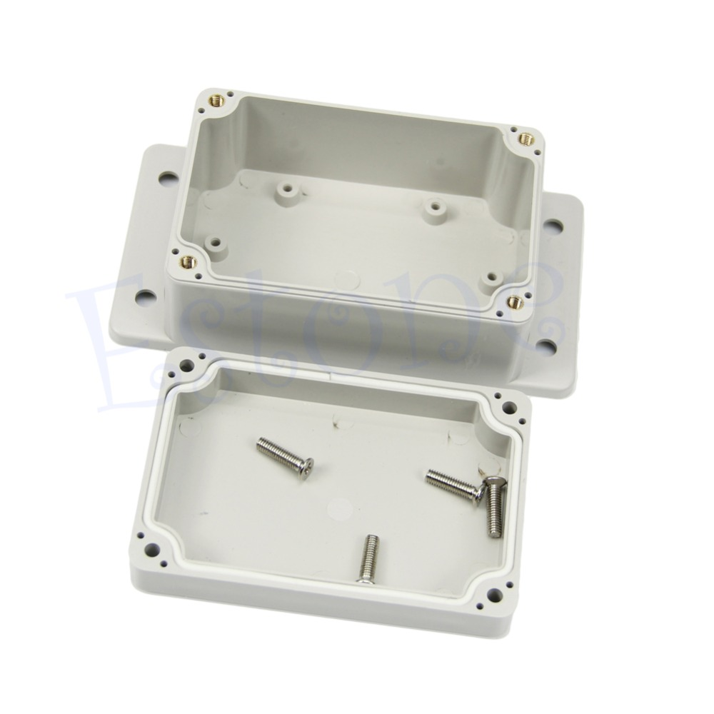 New Waterproof IP66 Plastic Electronic Project Box Enclosure Case 3.94