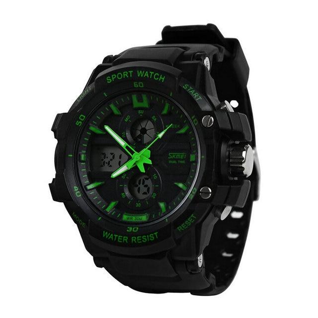New SKMEI Kids Sport Watch Fashion Kid Waterproof Atomatic Digital Clock Luxury