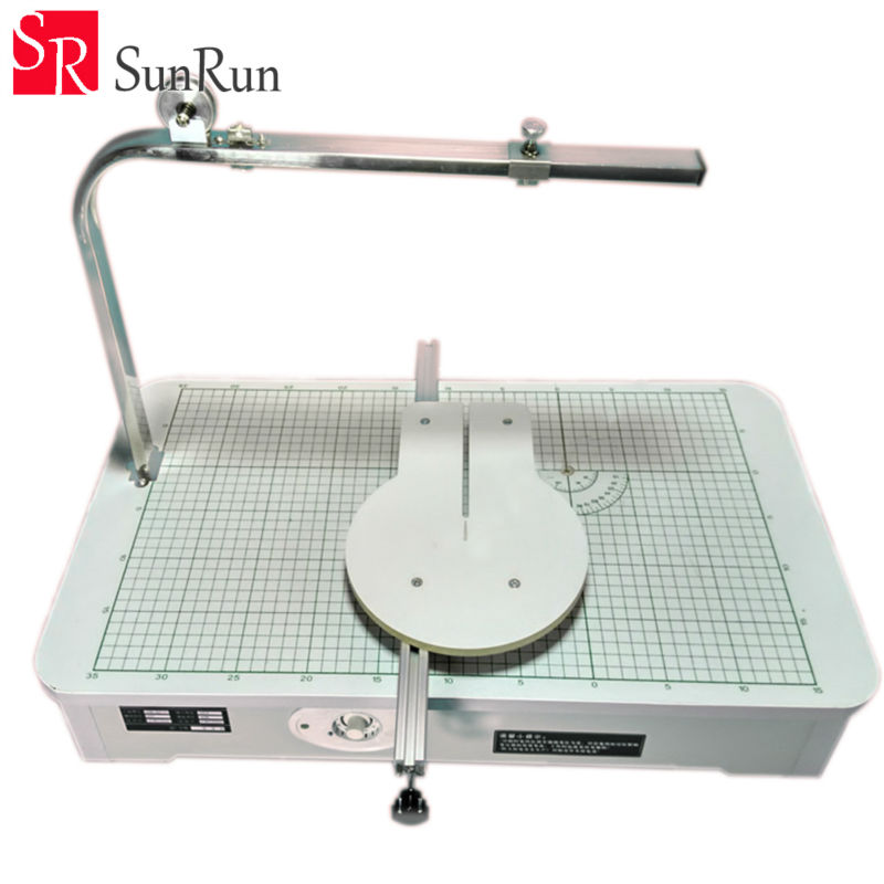 Desktops S603 foam cutting machine heating wire A fuser sponges Pearl cotton KT board-in Electric Saws from Tools    1