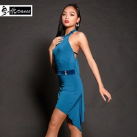 sexy Latin dance dress Women/Girls Skirt Ballroom/Tango/Salsa/Rumba/Latin Dresses Clothes A3171