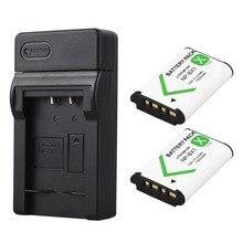 2×1350 mAh Bateria NP-NP BX1 BX1 Bateria + Carregador USB para Sony DSC RX1 RX1R RX100 M3 M2 GWP88 PJ240E WX350 HX300 WX300 AS15 HX400