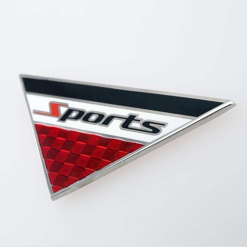 TYPE R 3D Racing Emblem Badge Logo Decal Sticker Racing Car logos Free Shipping