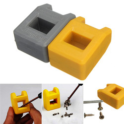 40 x 28 x 20mm 1pc 2 color magnetizer demagnetizer screwdriver tips screw driver magnetic tool.jpg 250x250
