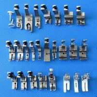 JX LCLYL 25pcs Industrial Sewing Machine Presser Foot for JUKI DDL 5550 8500 8700 9000
