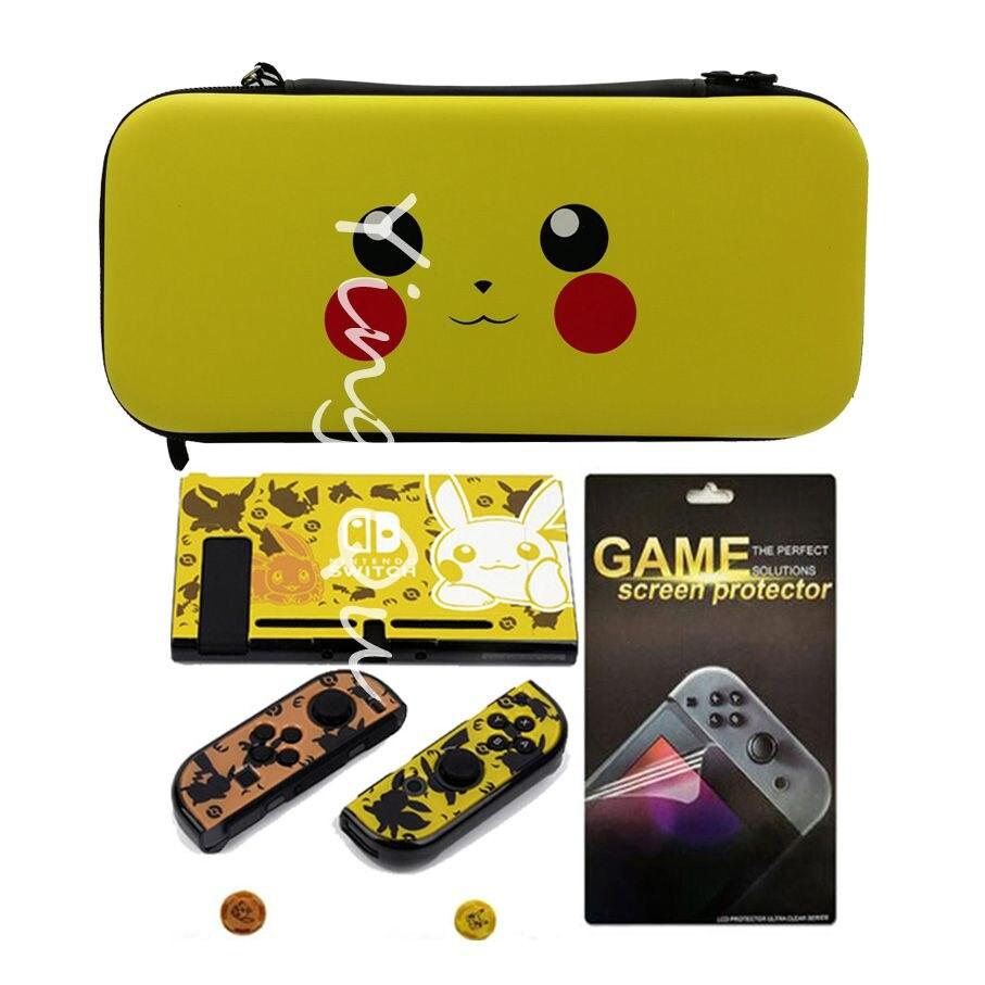 Videospiele Nintend Schalter Tragen Fall Wildleder Tragbare Tasche Tasche Zugehörigkeit Lagerung Fall Für Nintendos Schalter Konsole Lagerung 5 Spiel Karten