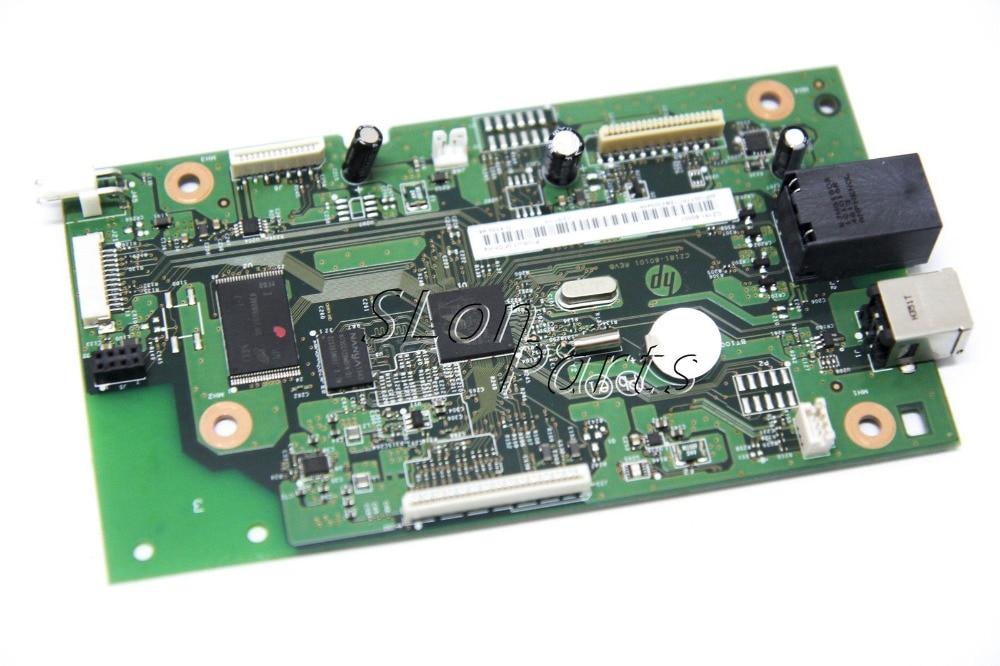 CZ181-60001 CZ183-60001 for HP M127 M128 M127FN M128FN Formatter Board free shipping formatter board for hp laserjet pro mfp m127fn m128fn m127fw m128fw cz181 60001 cz183 60001 print part on sale