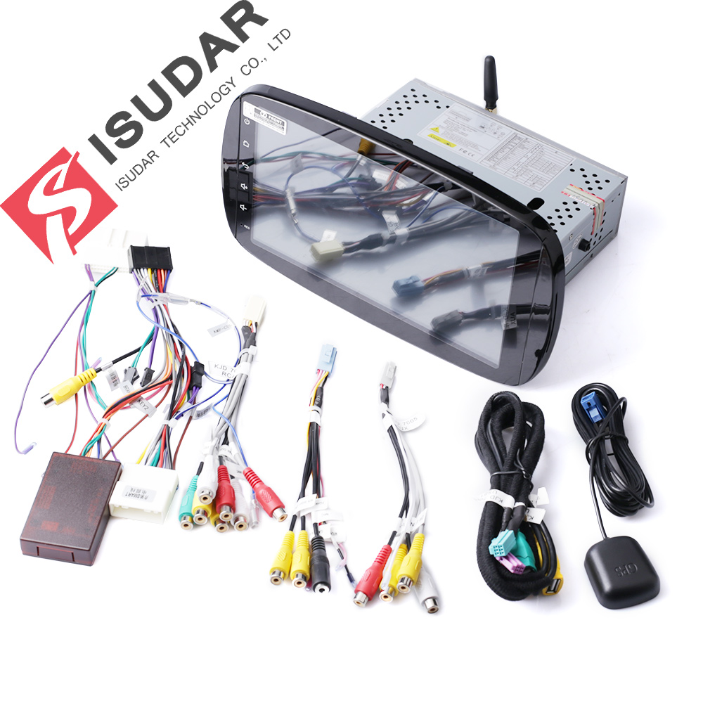 Isudar 1 Din Auto Radio Android 9 For Mercedes/Benz/SMART 2016 CANBUS Car Multimedia Player Octa Core RAM 4G ROM 64G DVR GPS DSP