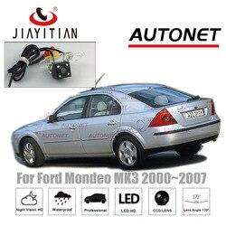 Tylna kamera JIAYITIAN dla Ford Mondeo MK3 2000 ~ 2007 2004 2005 2006/CCD/Night Vision/kamera cofania/Backup licencja kamera na tablicę rejestracyjną w Kamery pojazdowe od Samochody i motocykle na