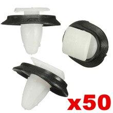 50x Lato Esterno Moulding Rub Più Basso Porta Trim Pinze Per Fiat Ducato 71728806