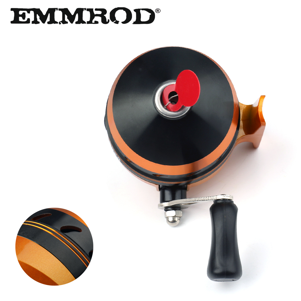 Aluminum with EMMROD Closed