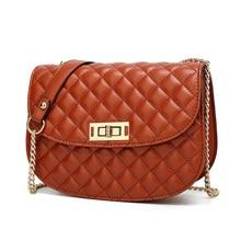 Luxury Handbags Women Bags Designer Women Messenger Bags 2019 Summer Vintage Fashion Le Boy Small Chain Crossbody Bag Hot Sale