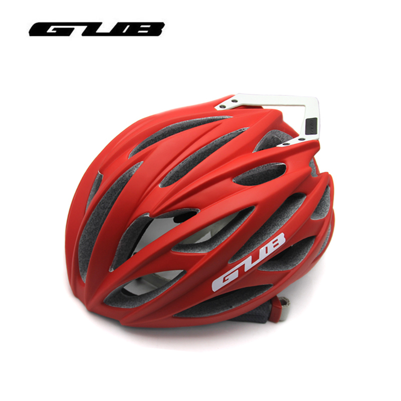 2017 GUB Men Women Cycling Helmet Ultralight MTB Road Bike Helmet Integrally-molded Casco Ciclismo EPS+PC Bicycle Helmet 26 Vent batfox men women cycling helmet bike ultralight helmet intergrally molded mtb road bicycle safety helmet casco ciclismo 56 63cm