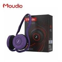 Moudio Original M100 Wireless Sports Pocketable Headphones Bluetooth Music Earphone For Xiaomi Meizu