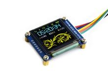 1,5 дюймовый дисплейный модуль OLED RGB, модуль 128x128, 16 битный интерфейс SPI, небольшой экран, совместимый с Raspberry Pi /Arduino/STM32