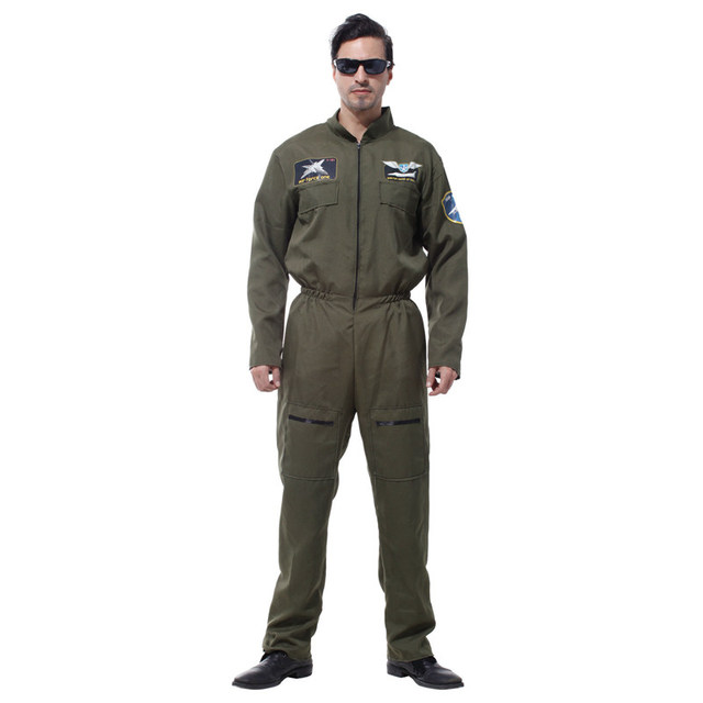 Army male costume