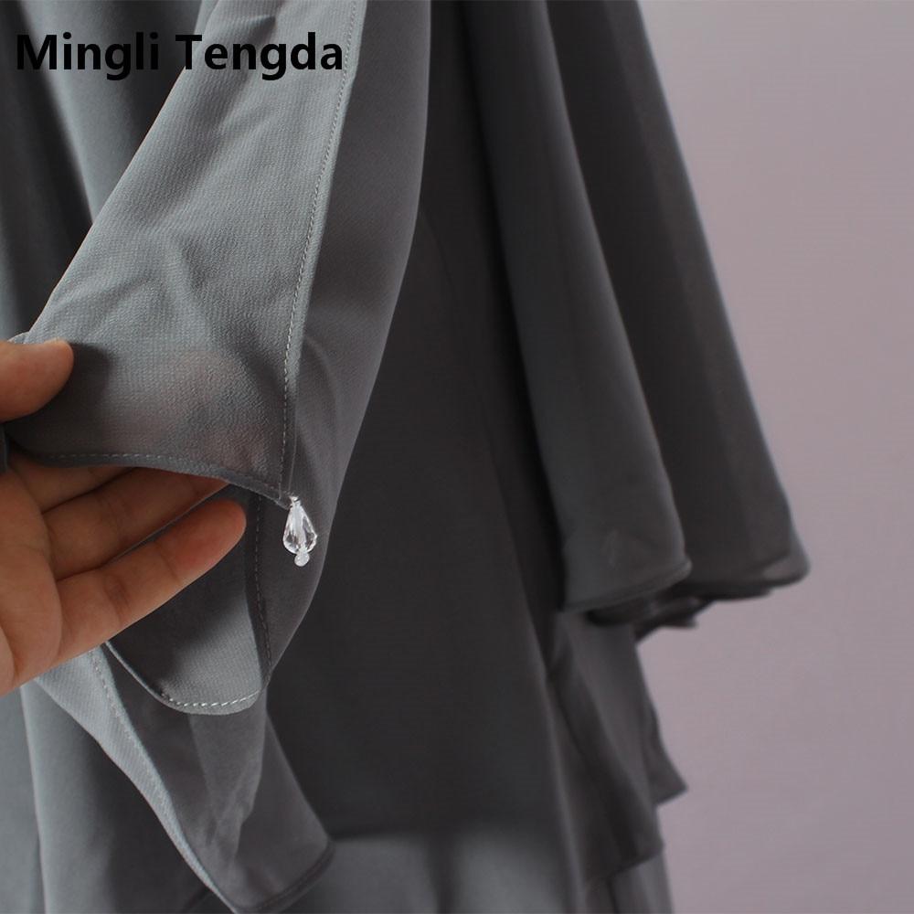 Индивидуальный заказ моды вперед черный пляж Свободные шифон мать Свадебное Платье Брюки Костюмы комплект платье vestido de madrinha брючный костюм