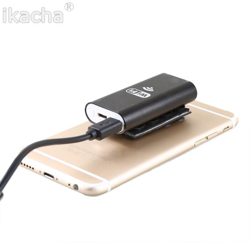 Iphone Endoscope HD 8mm WiFi Endoscope 3.5M Waterproof Inspection (8)