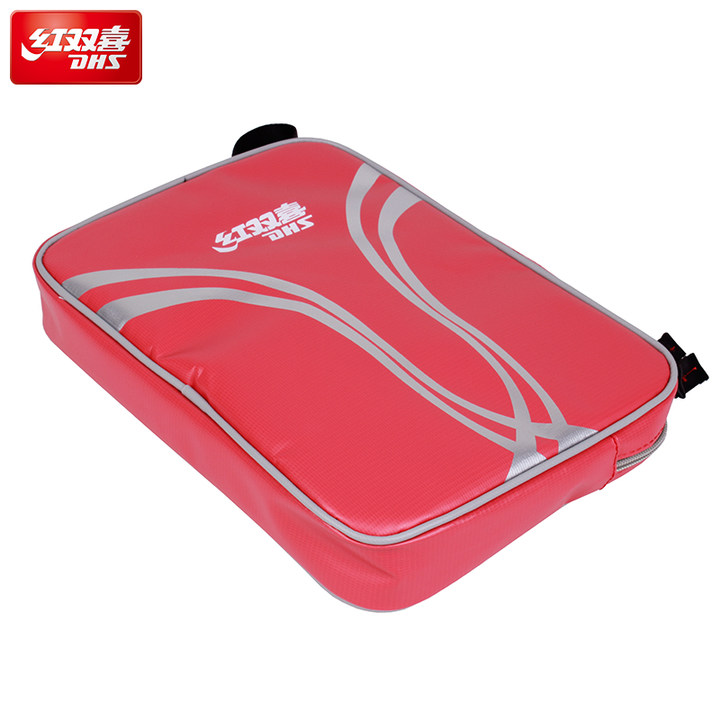 DHS Table Tennis Bag Waterproof Top Quality Ping Pong Case Tenis De Mesa